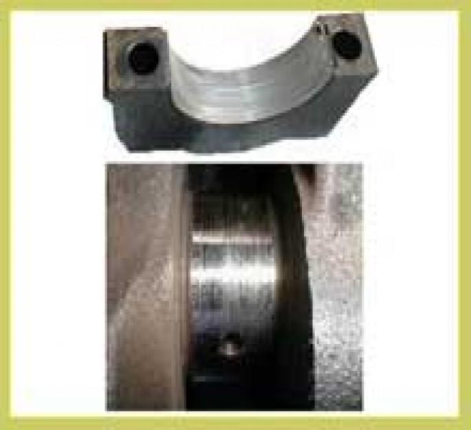 Worn Engine Bearings : Engine problem
