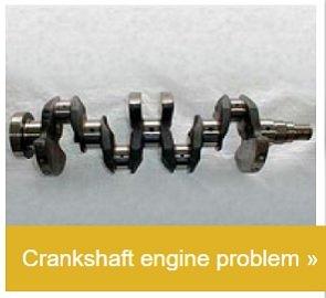 Crankshaft engine problem, Crankshaft problems and causes diagnostics available at Engine Problem. Please phone 07 3208 0017 for more information.